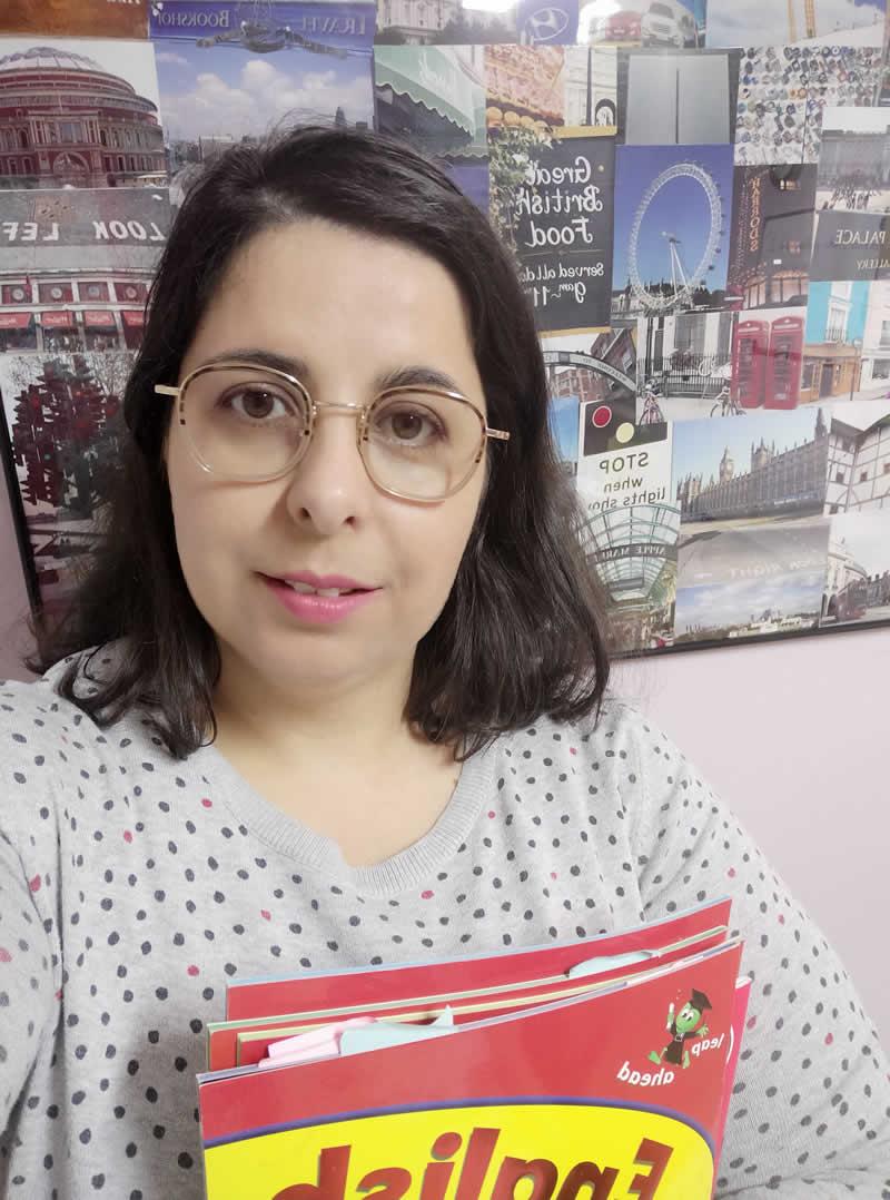 Ángela Pintor - English Tutor